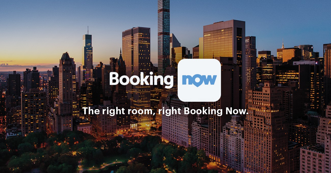 Booking Now Logo