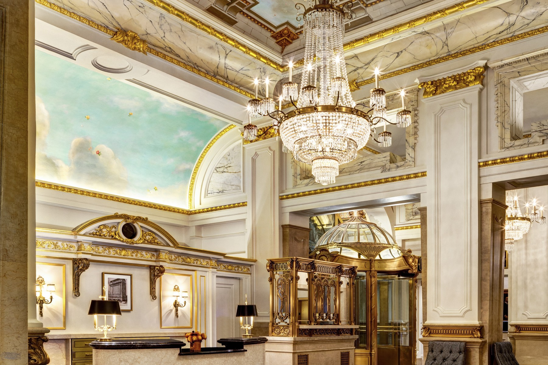 The St. Regis, New York City, New York, USA