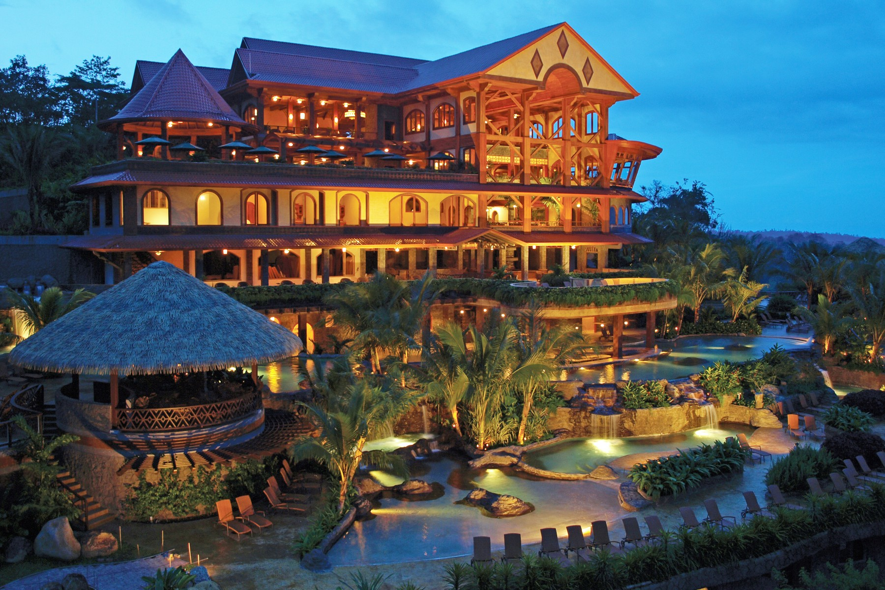 The Springs Resort & Spa at Arenal 1