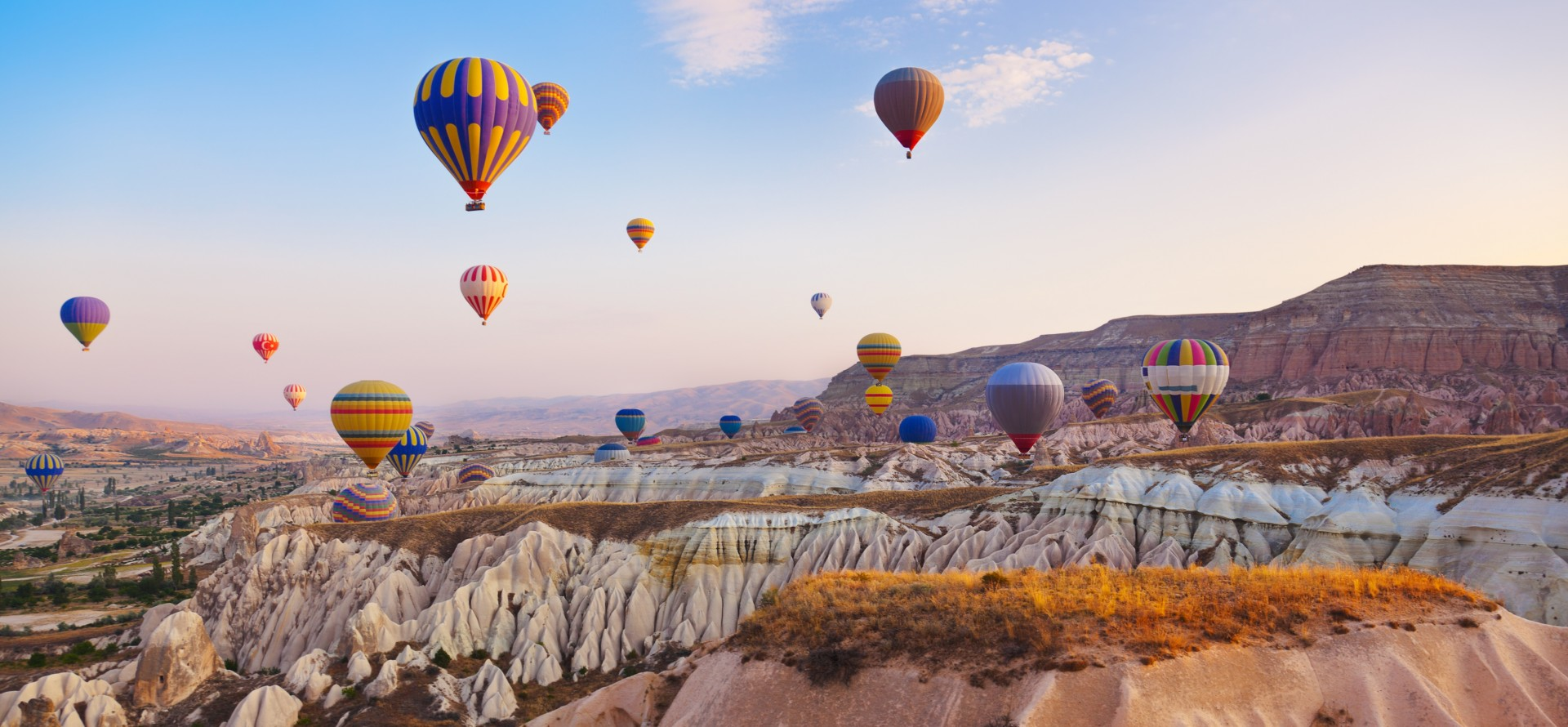 Up, Up and Away! The World's Best Places for a Hot Air Balloon Ride