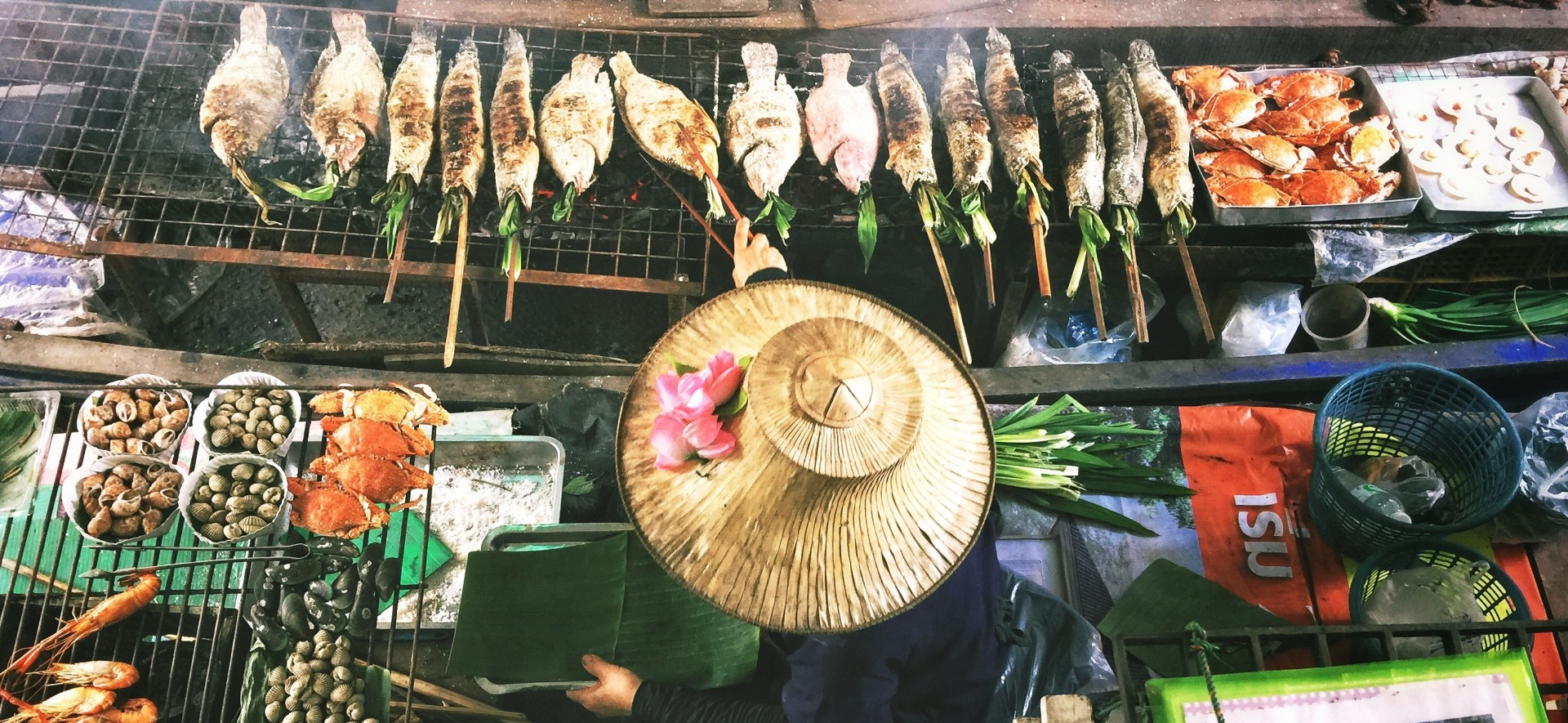 Going local is the essential ingredient for an unforgettable foodie  adventure