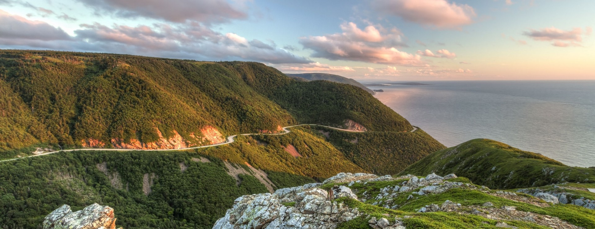 Skyline Trail, Cape Breton Highlands National Park Nova Scotia