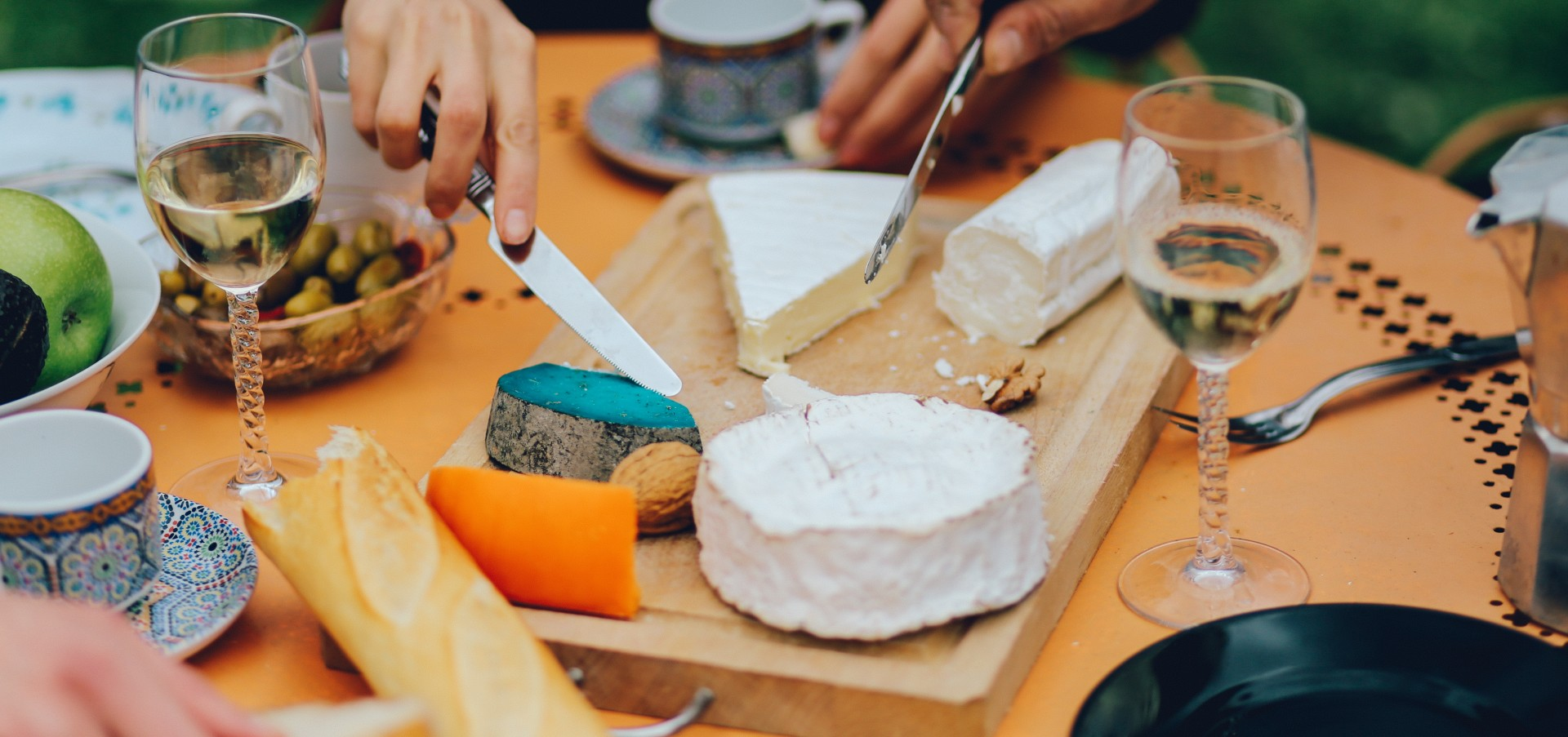 The un-brie-lievable destinations behind your favorite cheeses