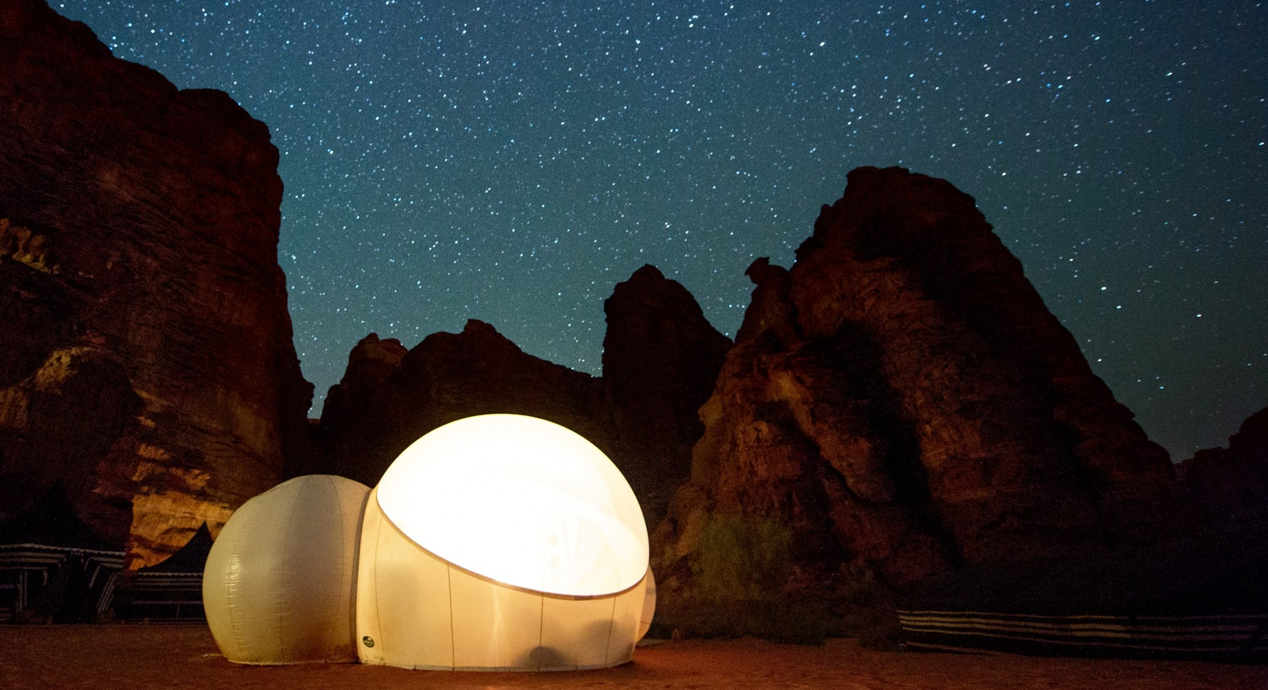 Wadi Rum Night Luxury Camp 2