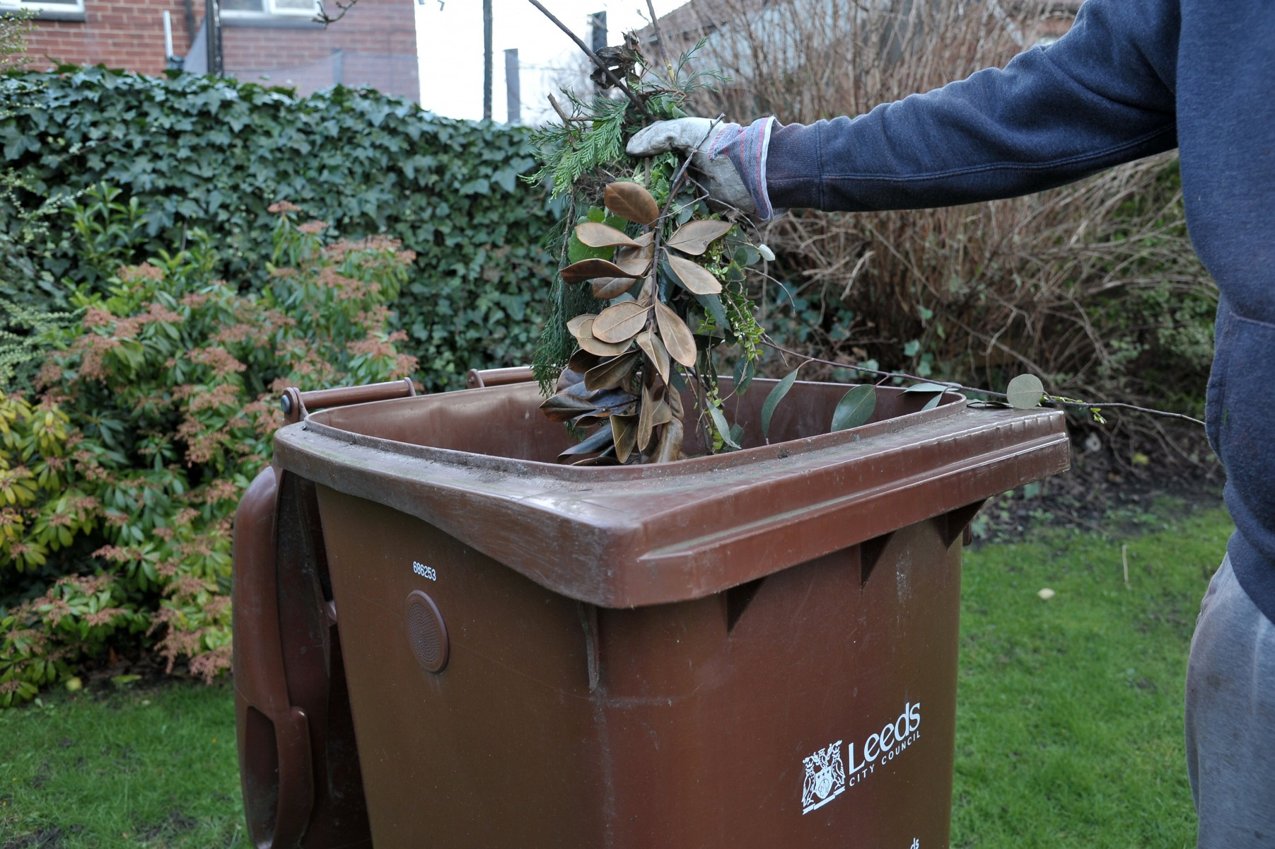 garden waste collections to re