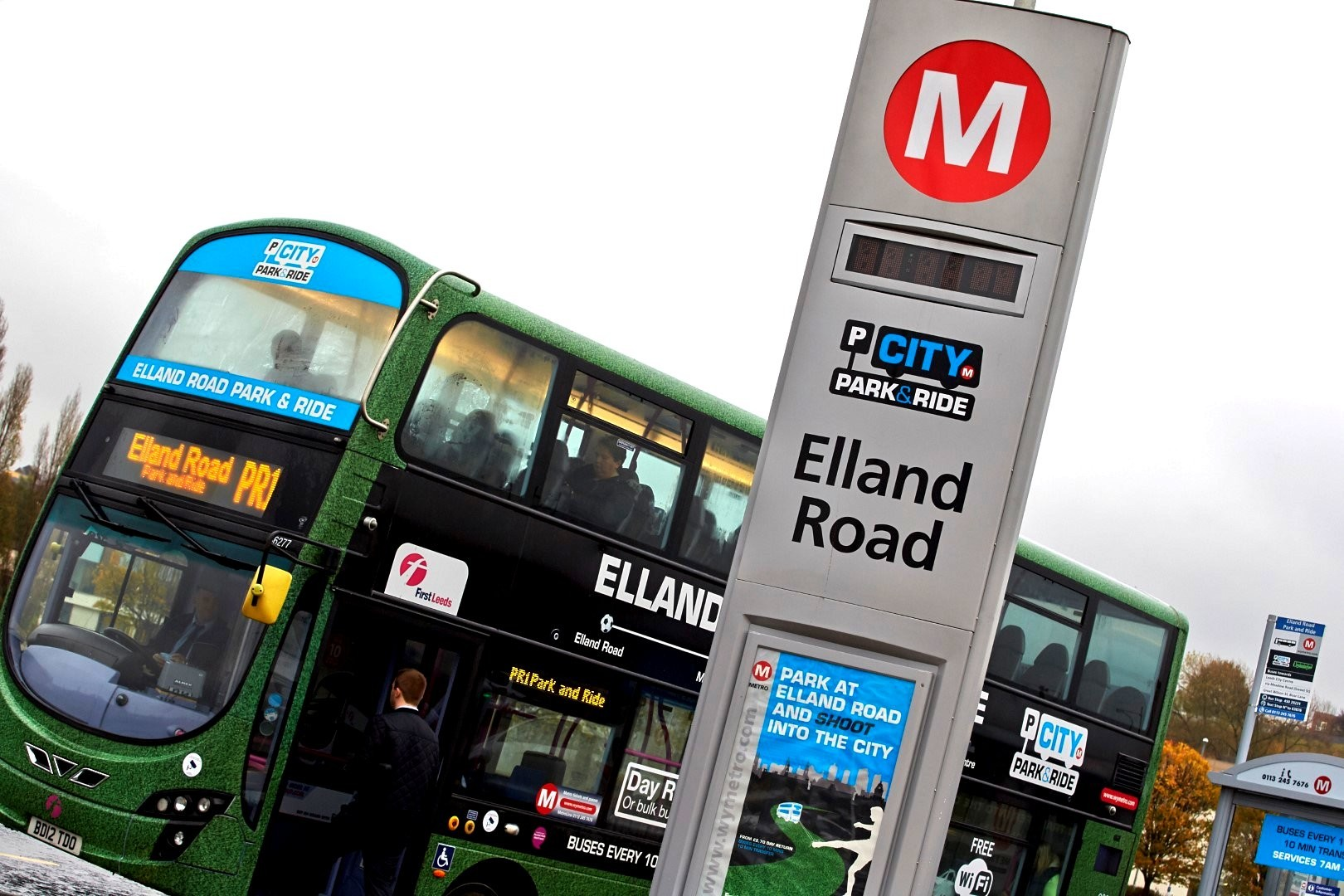 Elland Road Park and Ride 8