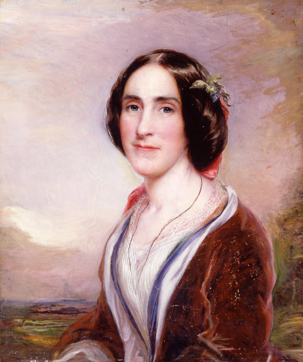 Portrait of Ellen Heaton