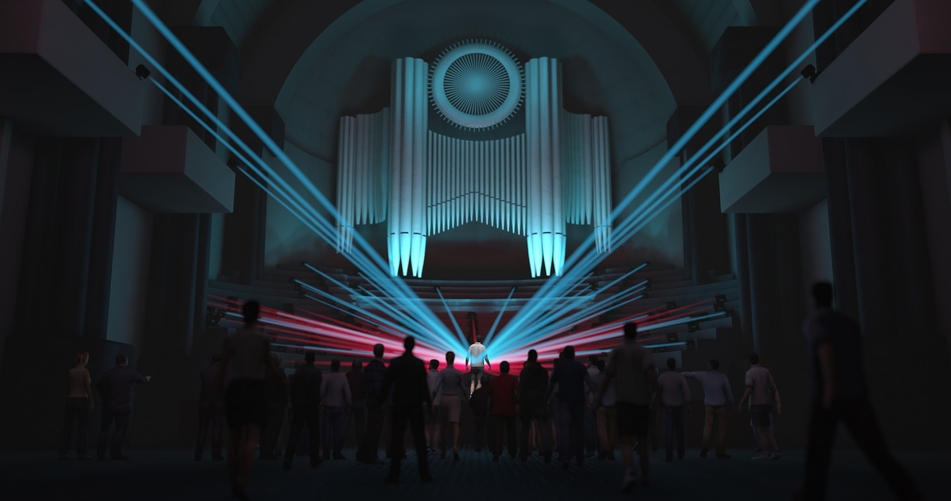 Music of the mind set to light up magnificent Leeds Town Hall