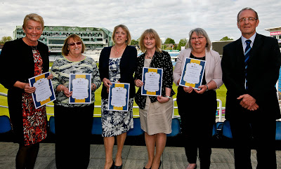 Children's services long service awards