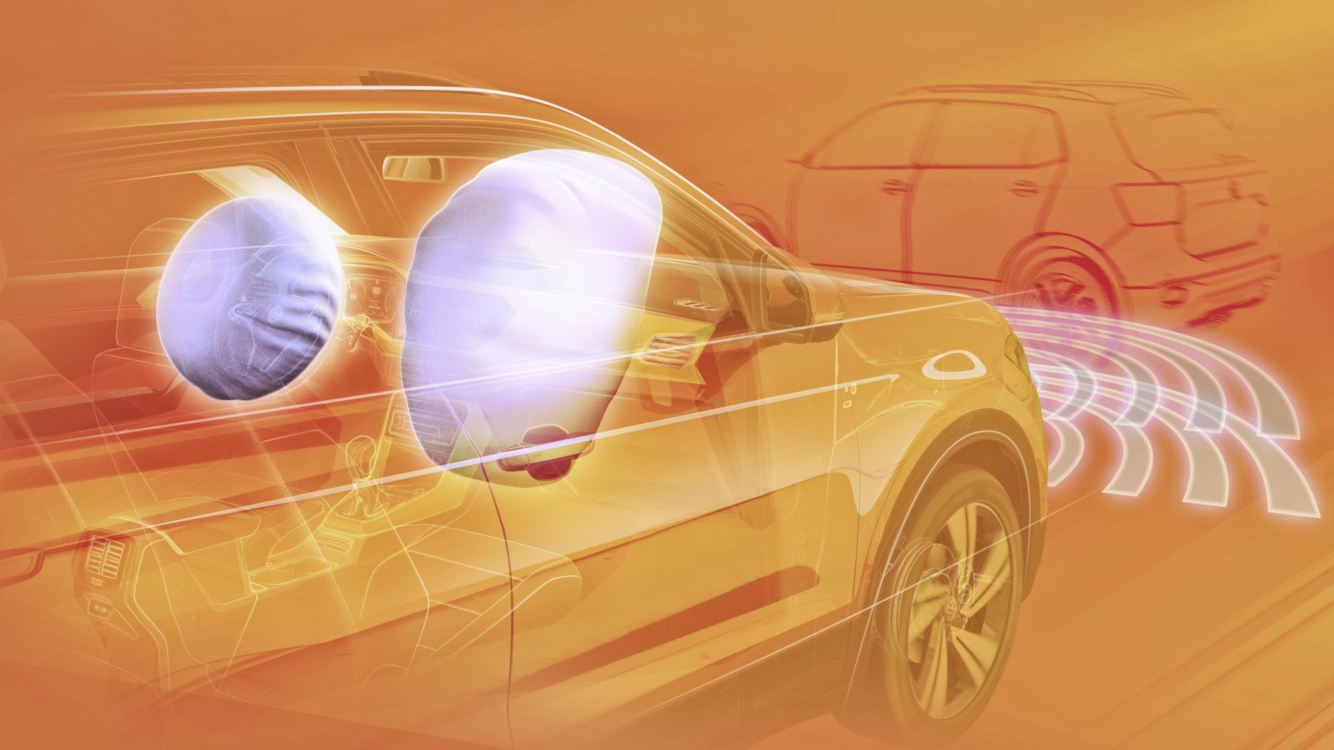 Volkswagen T-Cross standaard met 'Pedestrian Monitoring'