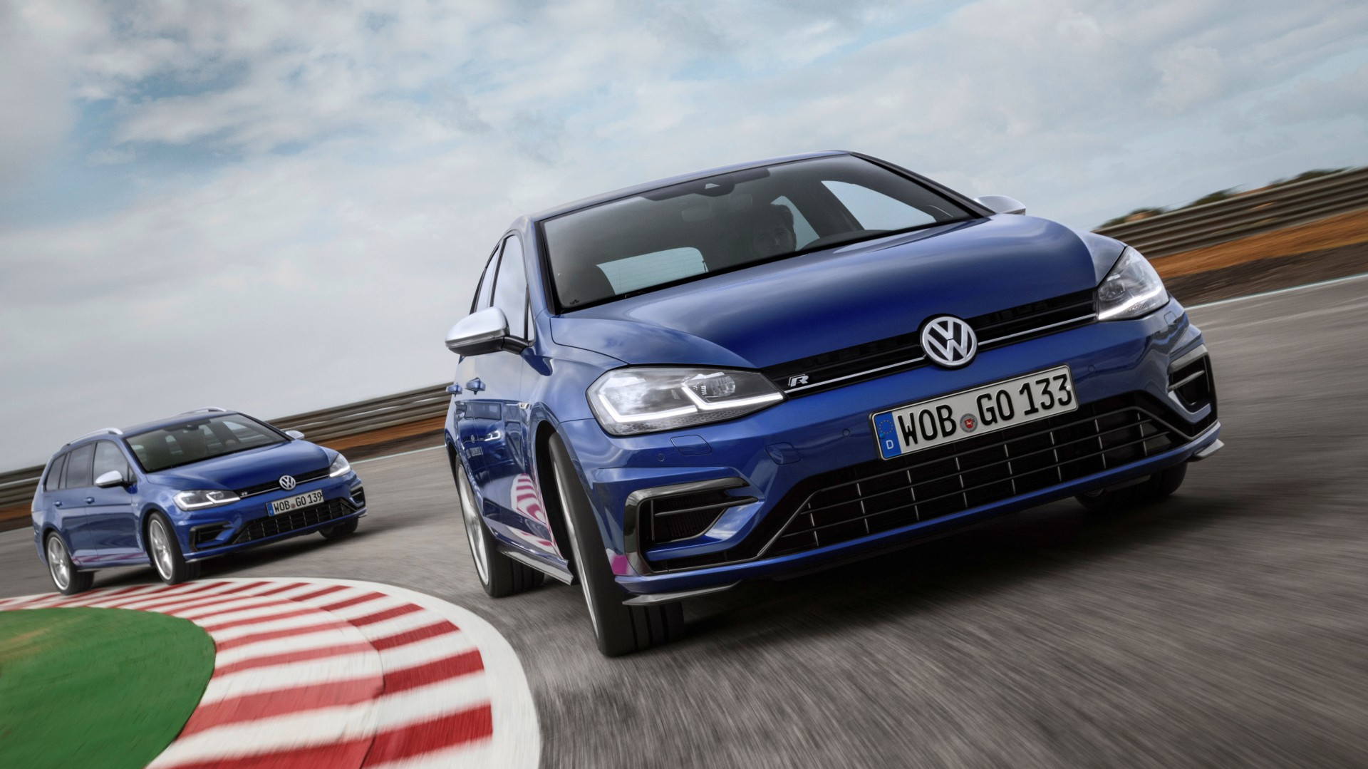 Golf R hatchback & Variant
