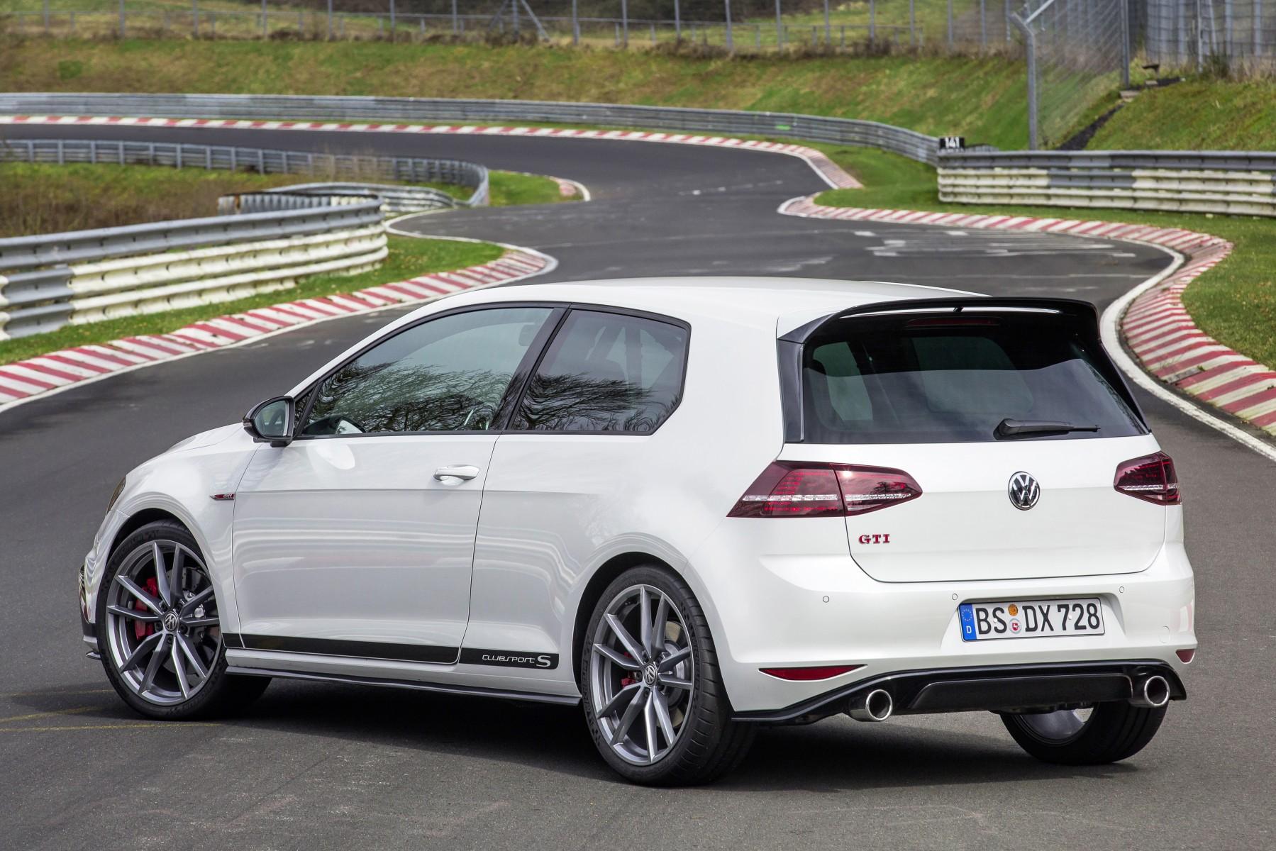 Volkswagen Maakt Prijs Van Golf Gti Clubsport S Bekend