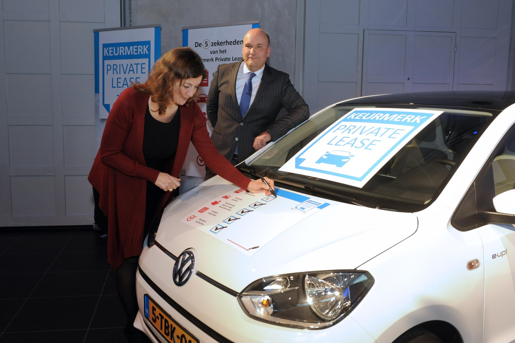 Keurmerk Private Lease Voor Volkswagen Leasing