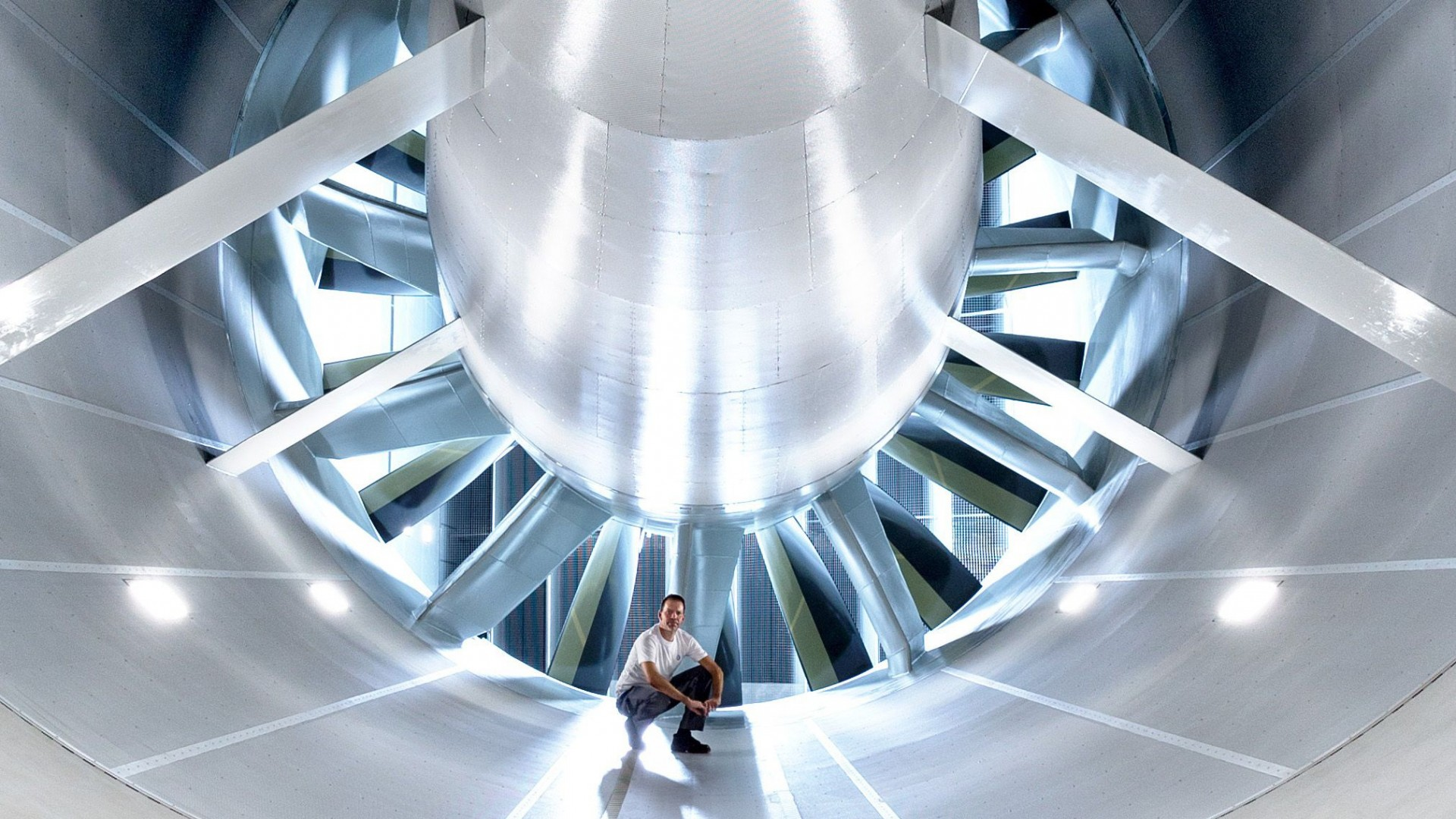 Volkswagen Wind Tunnel Efficiency Center