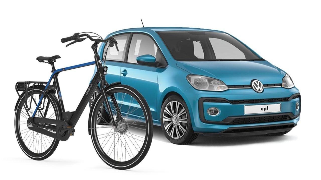 Gemakkelijk Een Auto En Een Fiets Leasen Met Volkswagen Private Lease