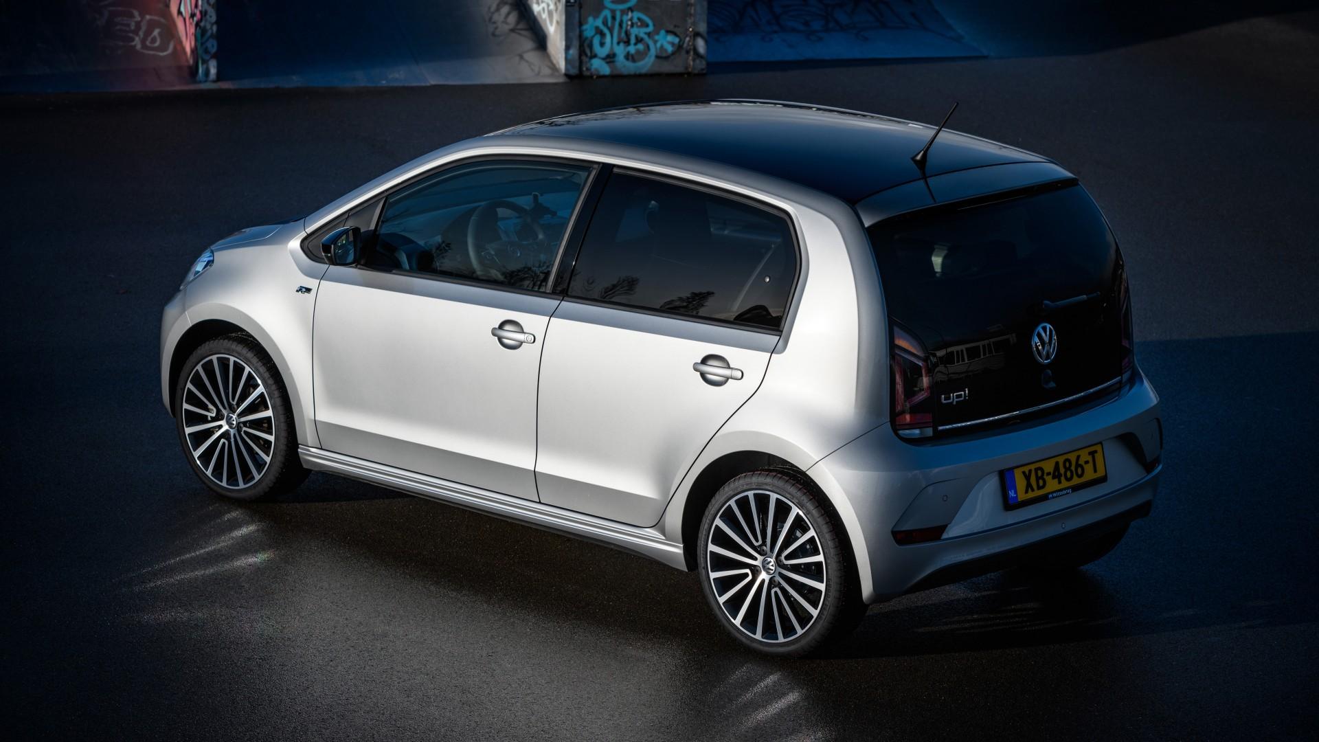 Nu In Nederland Volkswagen Up Met R Line Sportpakket