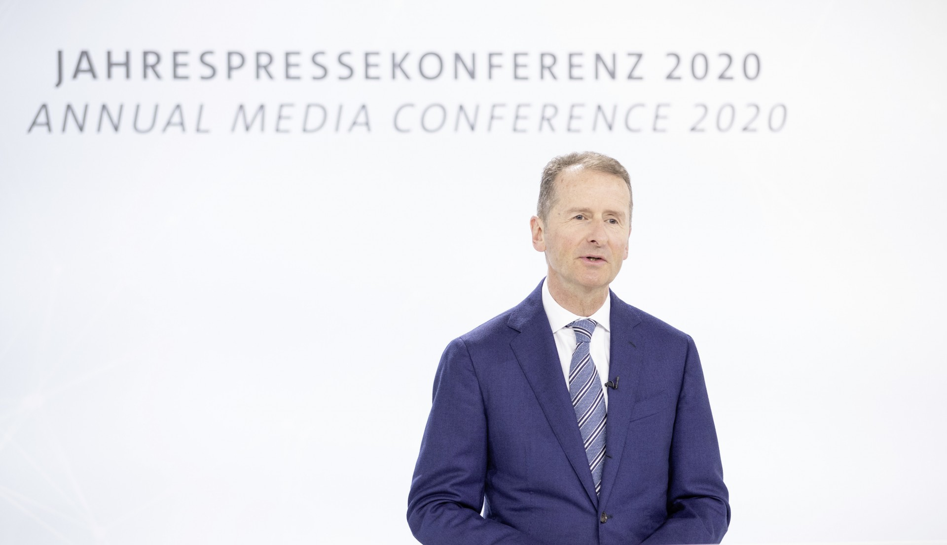 Volkswagen Annual Media Conference 2020