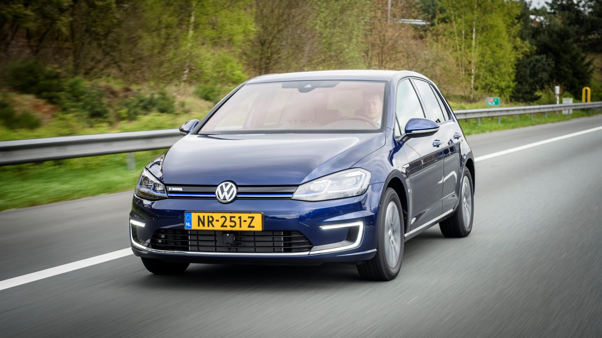 Volkswagen E Golf Meest Verkochte Elektrische Auto Van Nederland