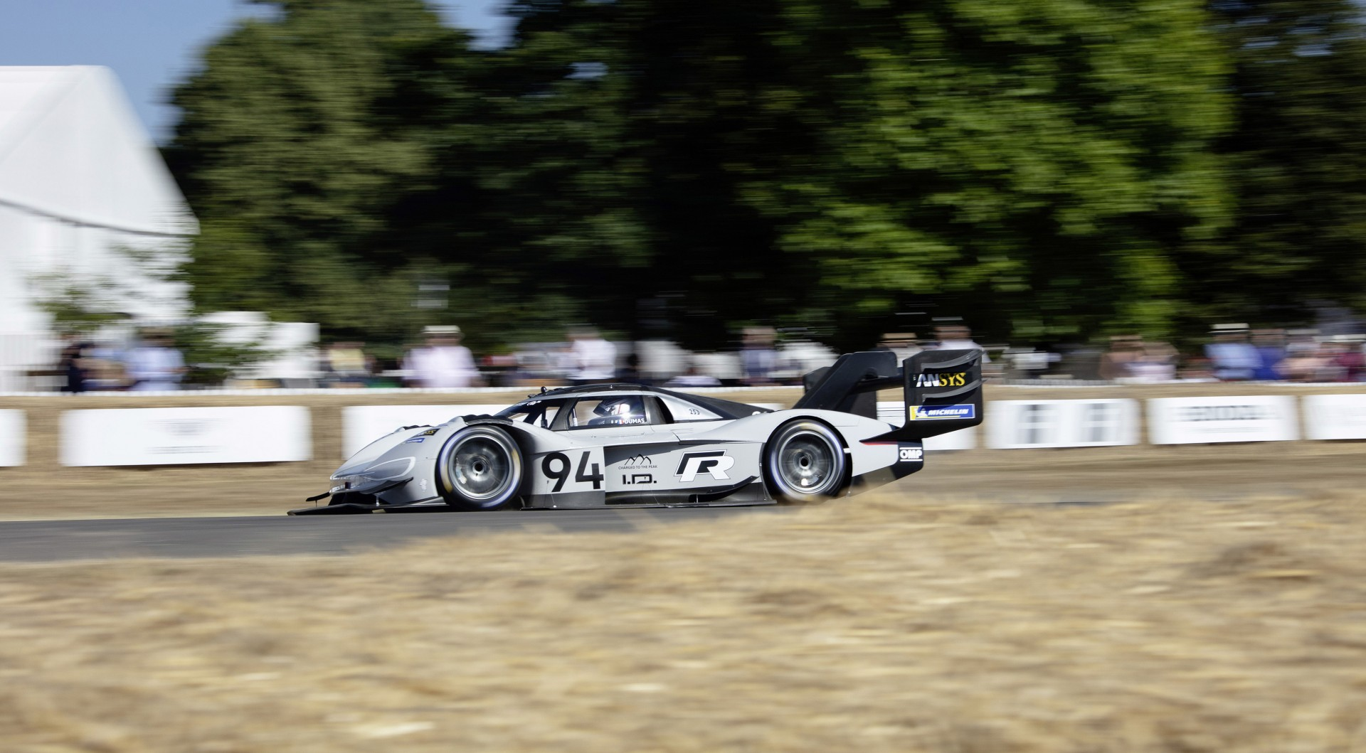 Volkswagen I.D. R Pikes Peak - Goodwood 1