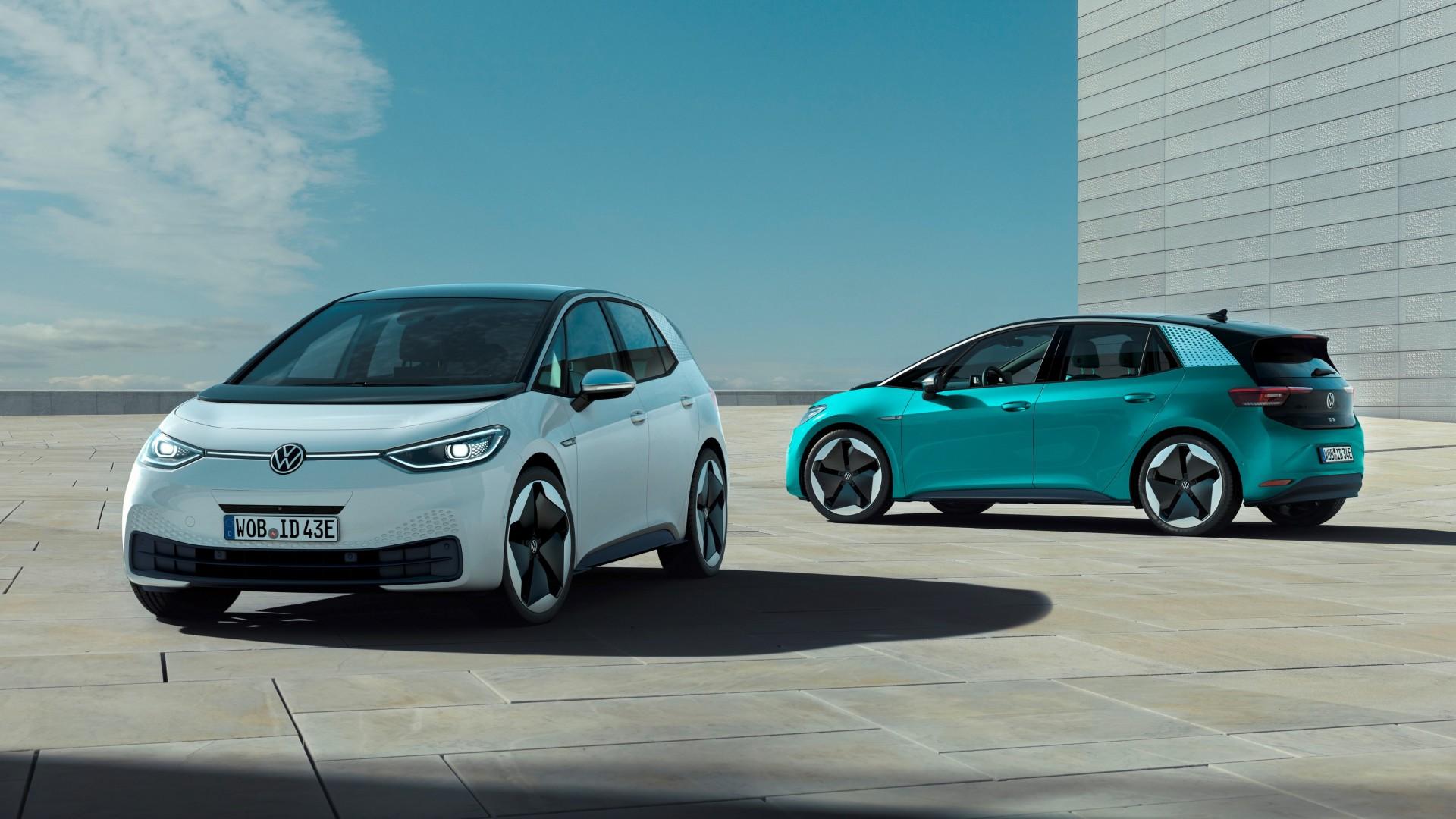 Volkswagen Verhoogt Productiedoel Elektrische Auto S Met 50