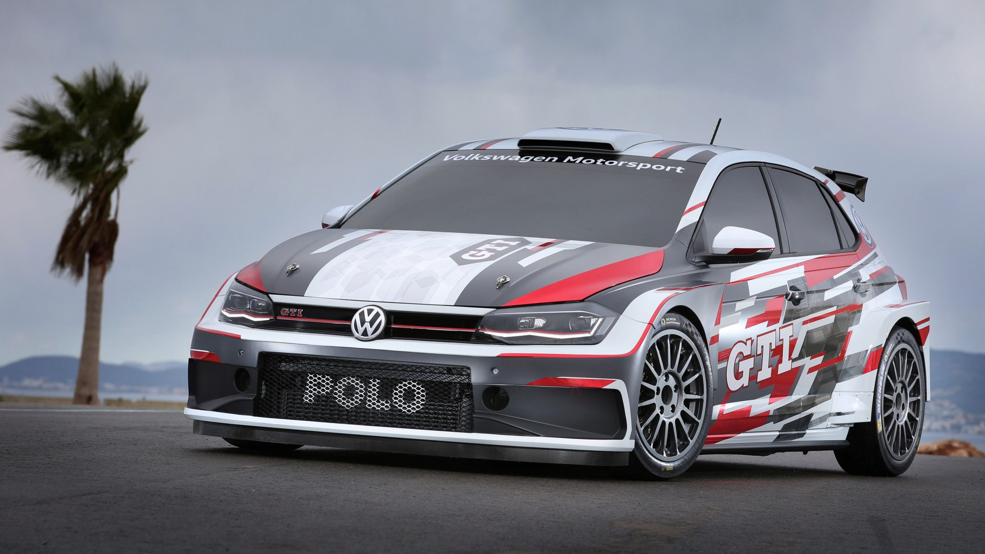 Volkswagen Polo Gti R5 Maakt Rallydebuut In 2018