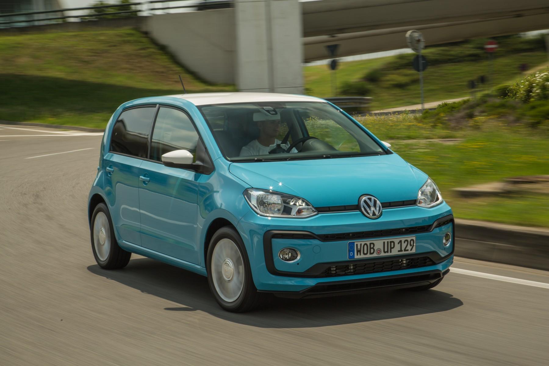 Nieuwe Volkswagen Up Nu Bij De Dealers 233 N Online Verkrijgbaar