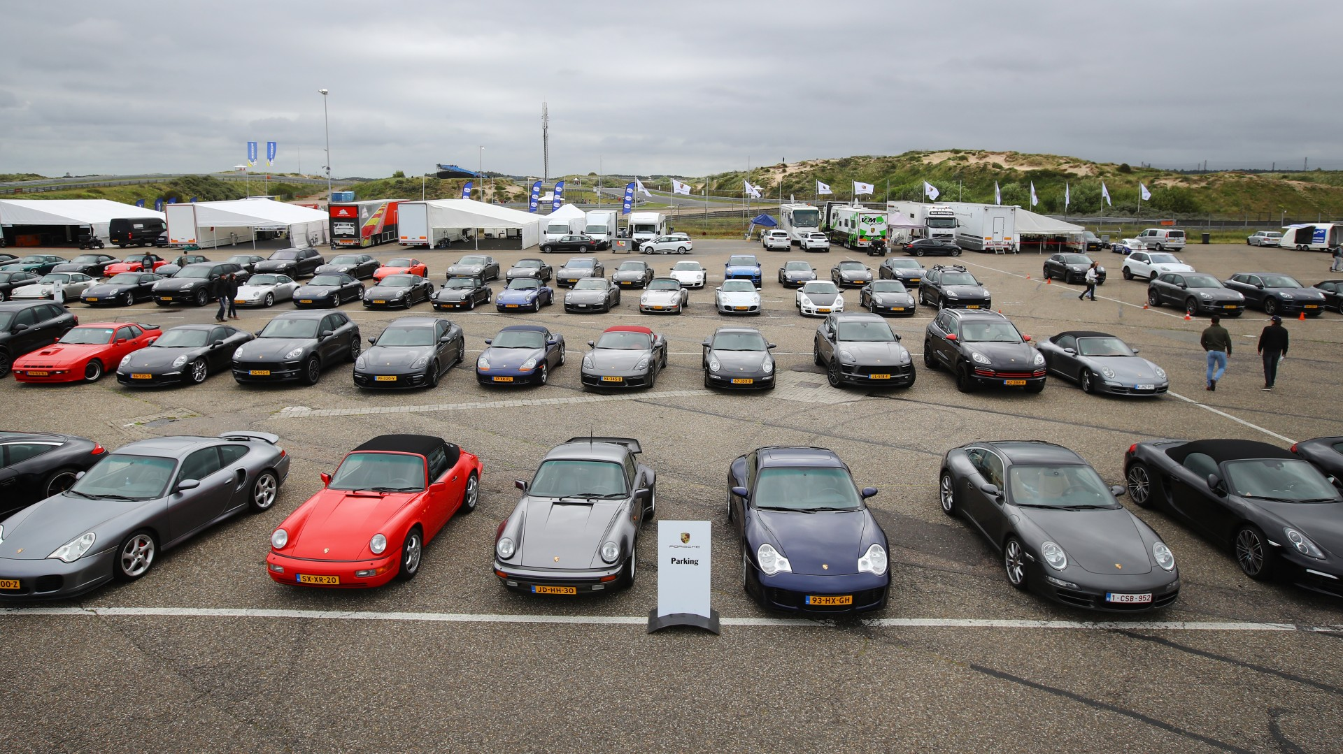 Porsche Days 2018: 70 jaar Porsche in één weekend
