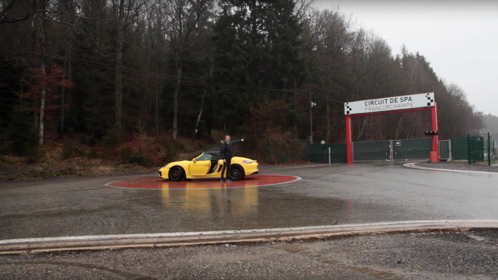 Throwback Thursday: Met een Boxster GTS naar Spa-Francorchamps