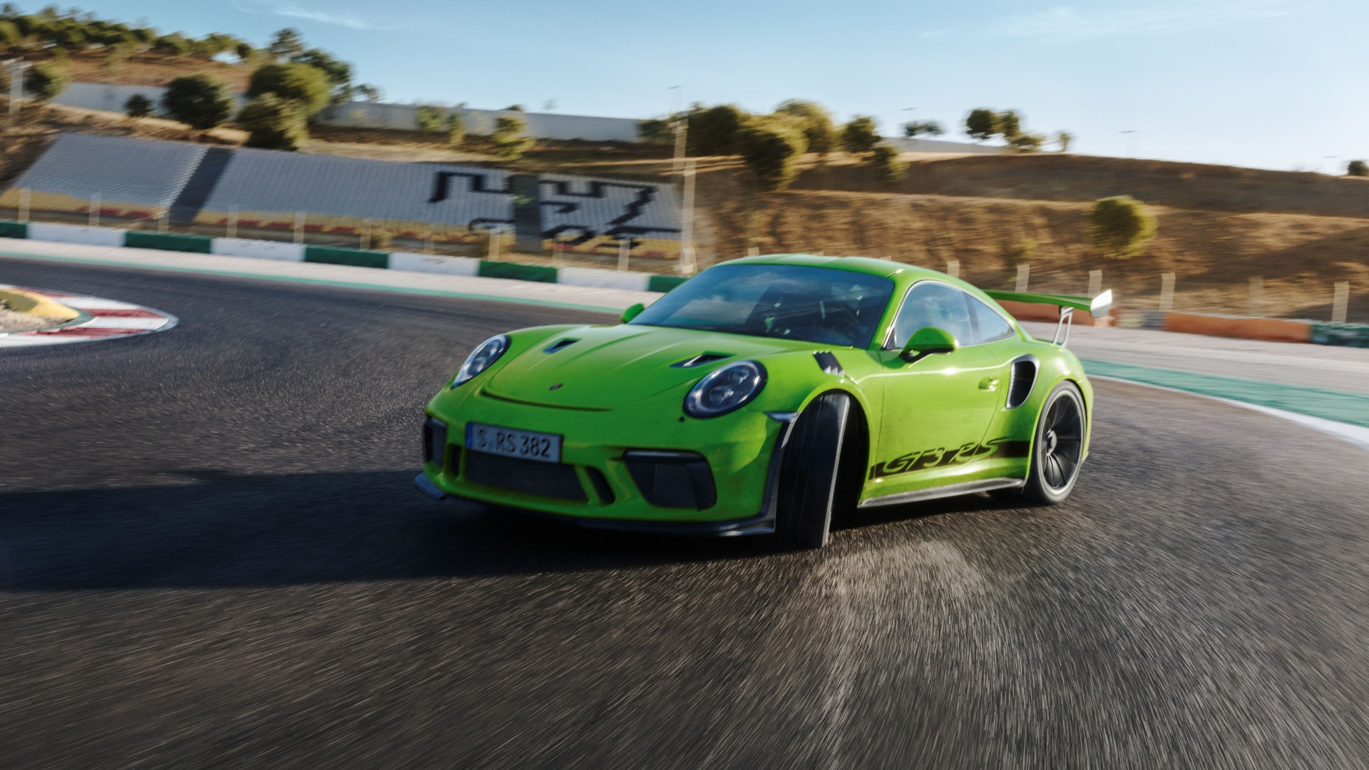 Livestream premiere 911 GT3 RS