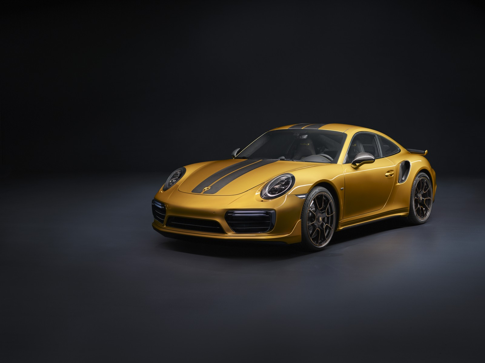 911 Turbo S Exclusive Series2