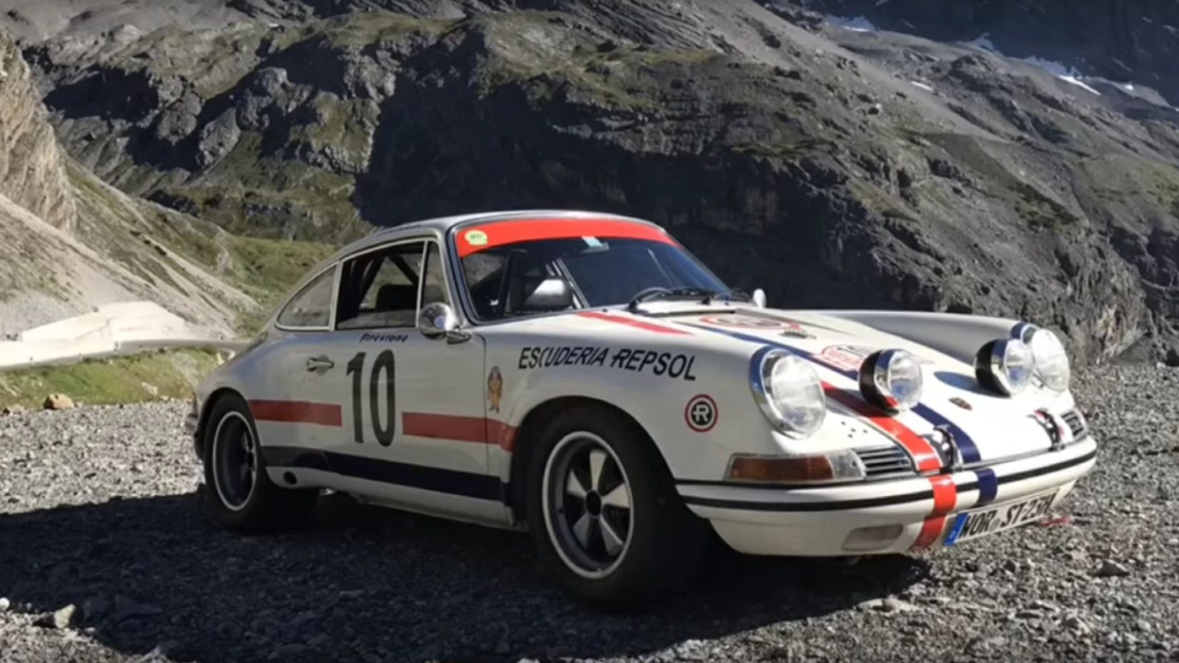 Making of Porsche Drive - STELVIO