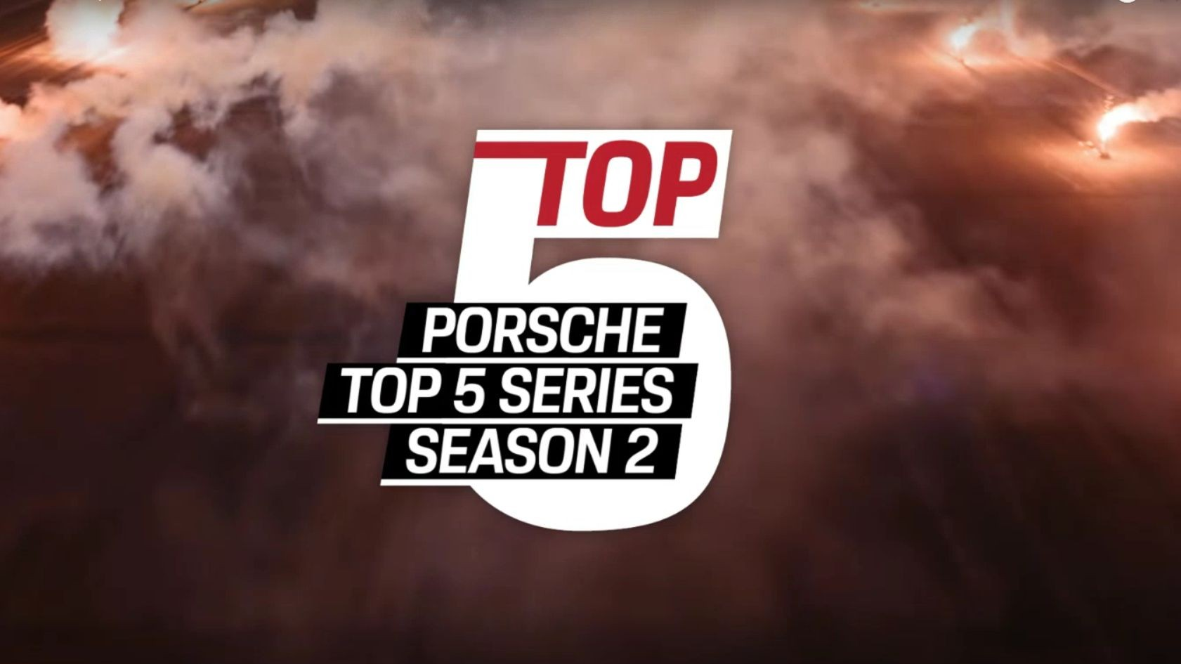 Porsche trailer Top 5 Series - seizoen 2