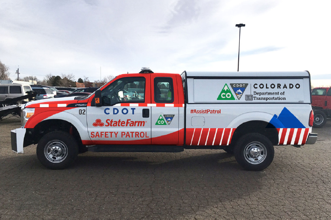 Colorodo Safety Patrol Vehicle