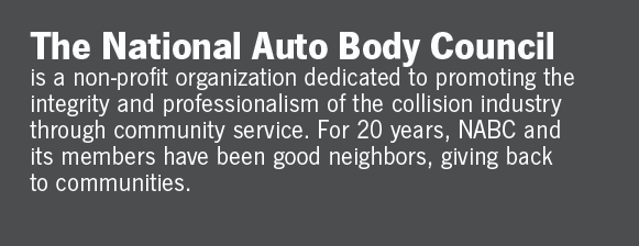What is the National Auto Body Council?