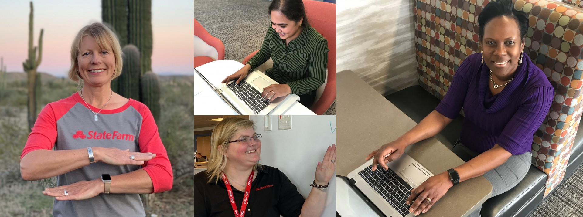 State Farm women in tech