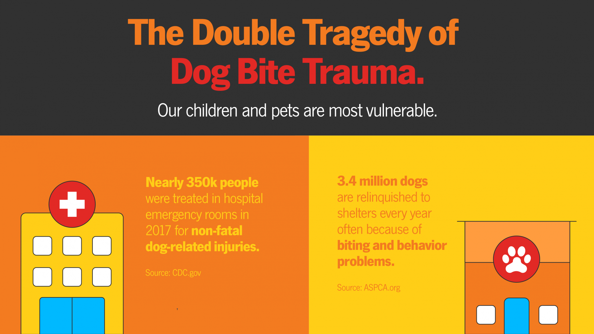Dog Bite Safety Week Infographic