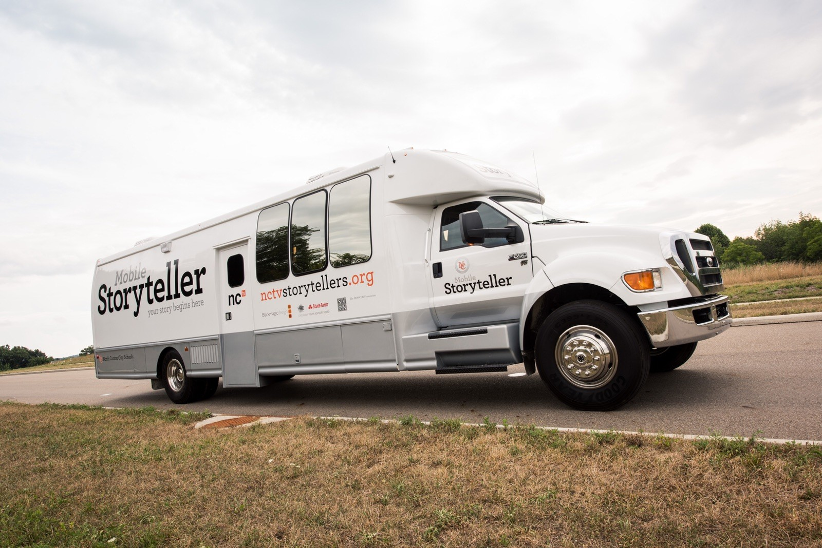 The Mobile Storyteller Unit
