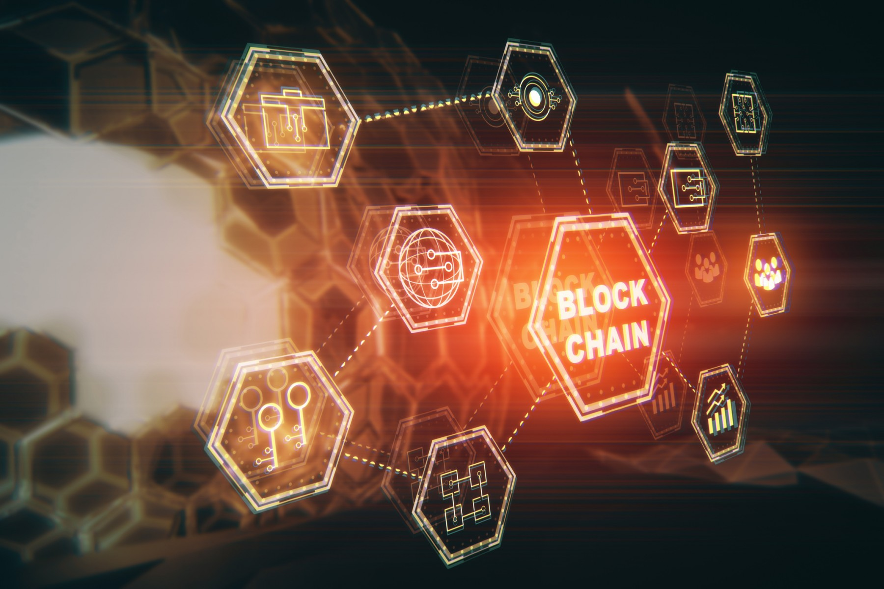 State Farm® is exploring how blockchain technology can benefit customers .