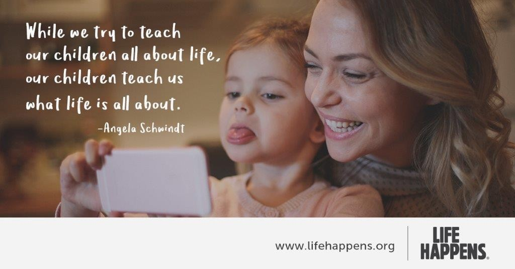 Children teach us about life