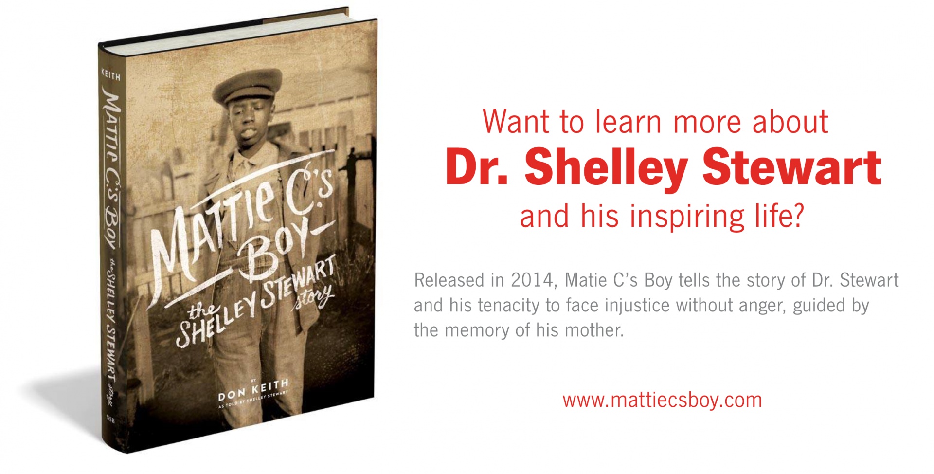 Dr. Shelley Stewart book