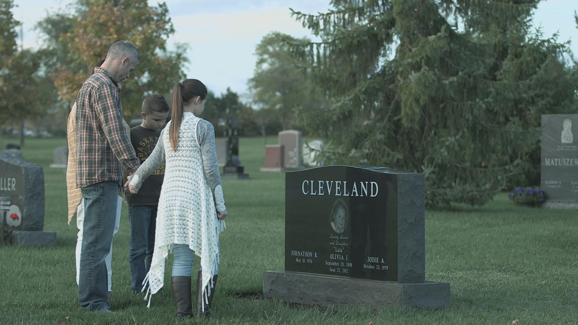 One person's decision to drive drunk, changed the Cleveland family forever.