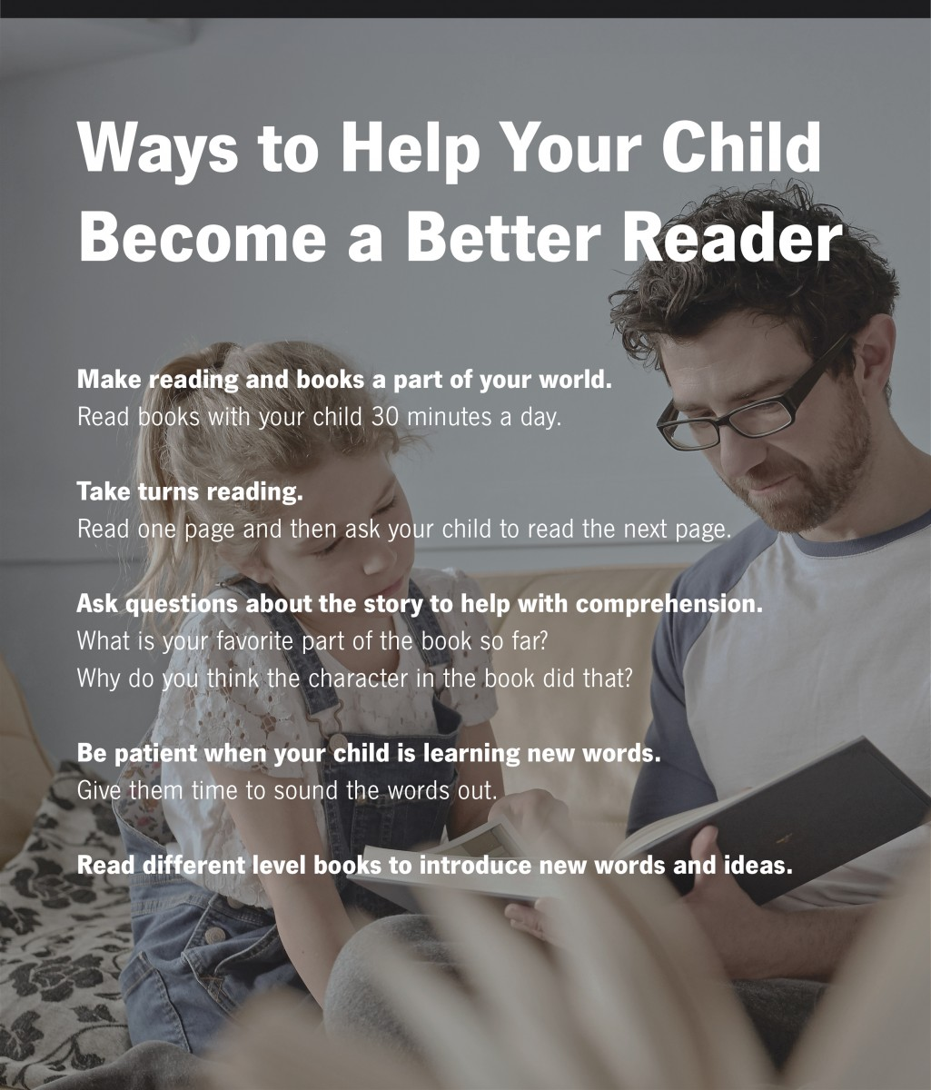 Read with your chidren