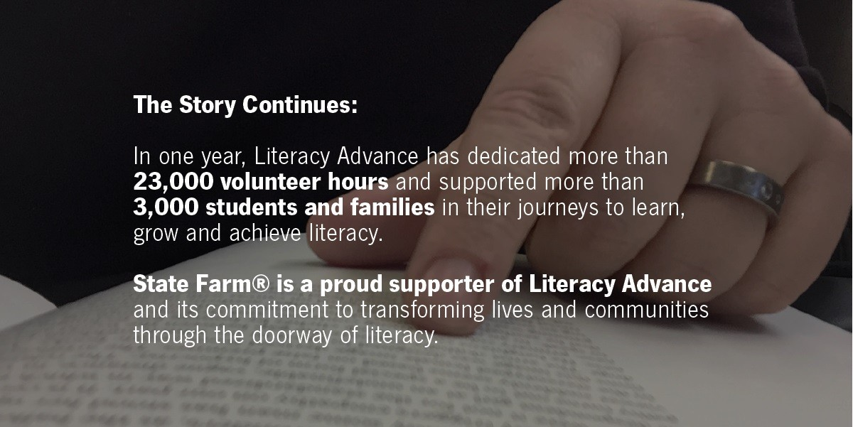 Literacy Advance's Dedication