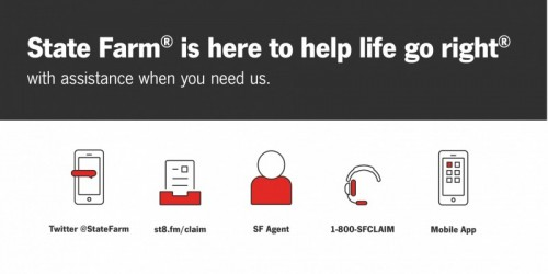 state farm policy number format
