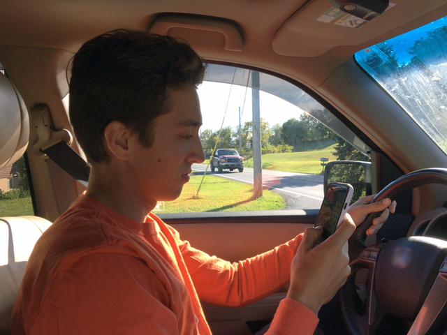 Refinance Student Loans >> State Farm survey links smartphone use while driving to other risky driving behaviors.