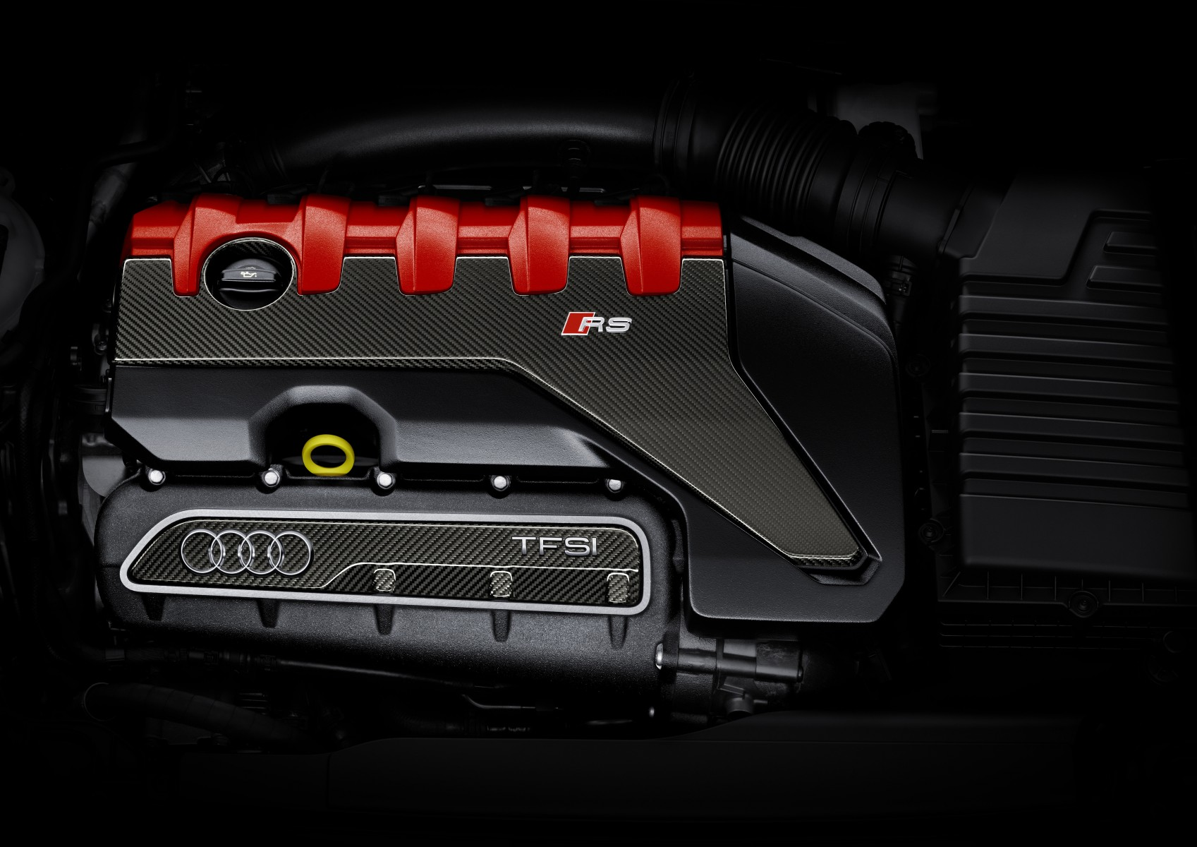 High five: Audi vijfcilinder opnieuw International Engine of the Year