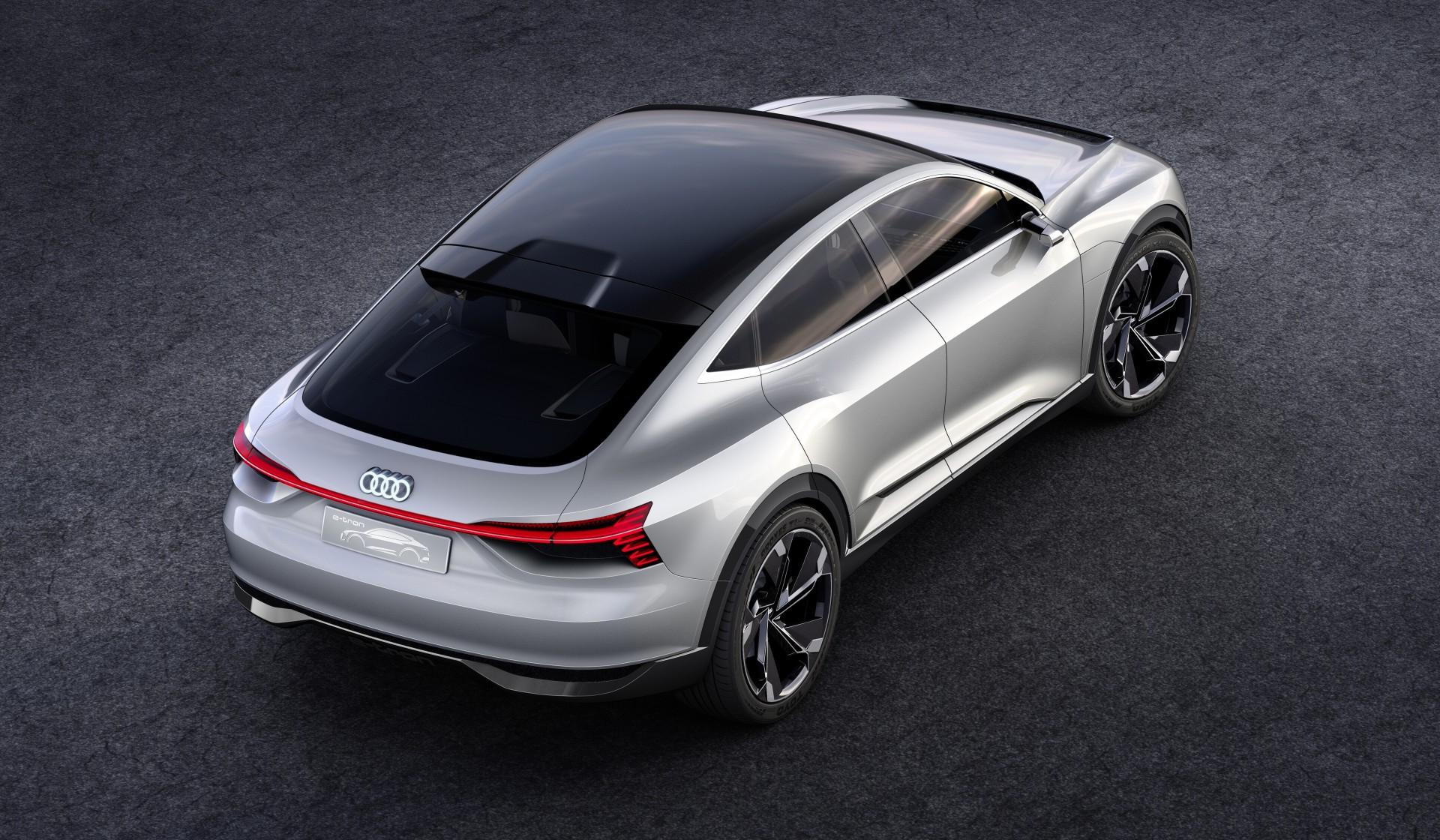 Tweede Elektrische Auto Voor Audi S Productienetwerk