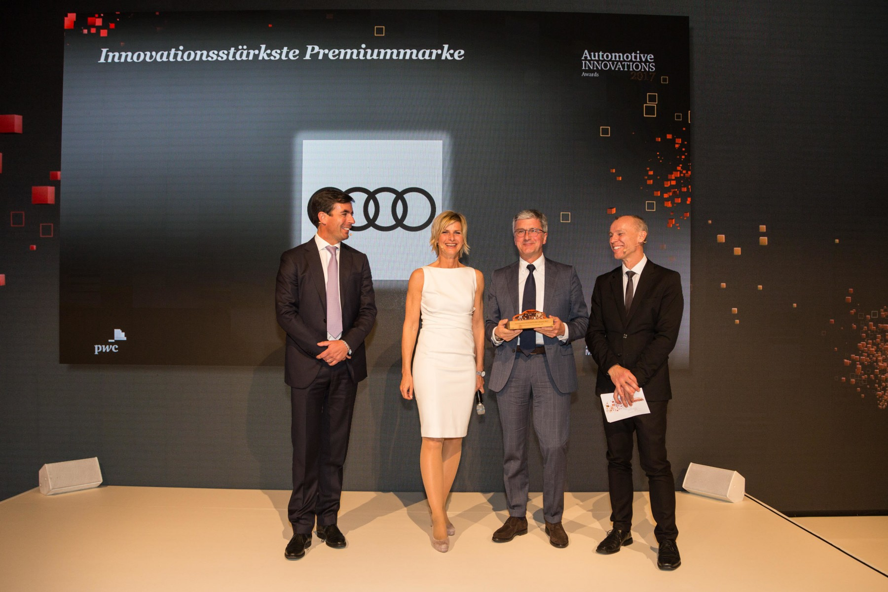 Innovatie Award Audi