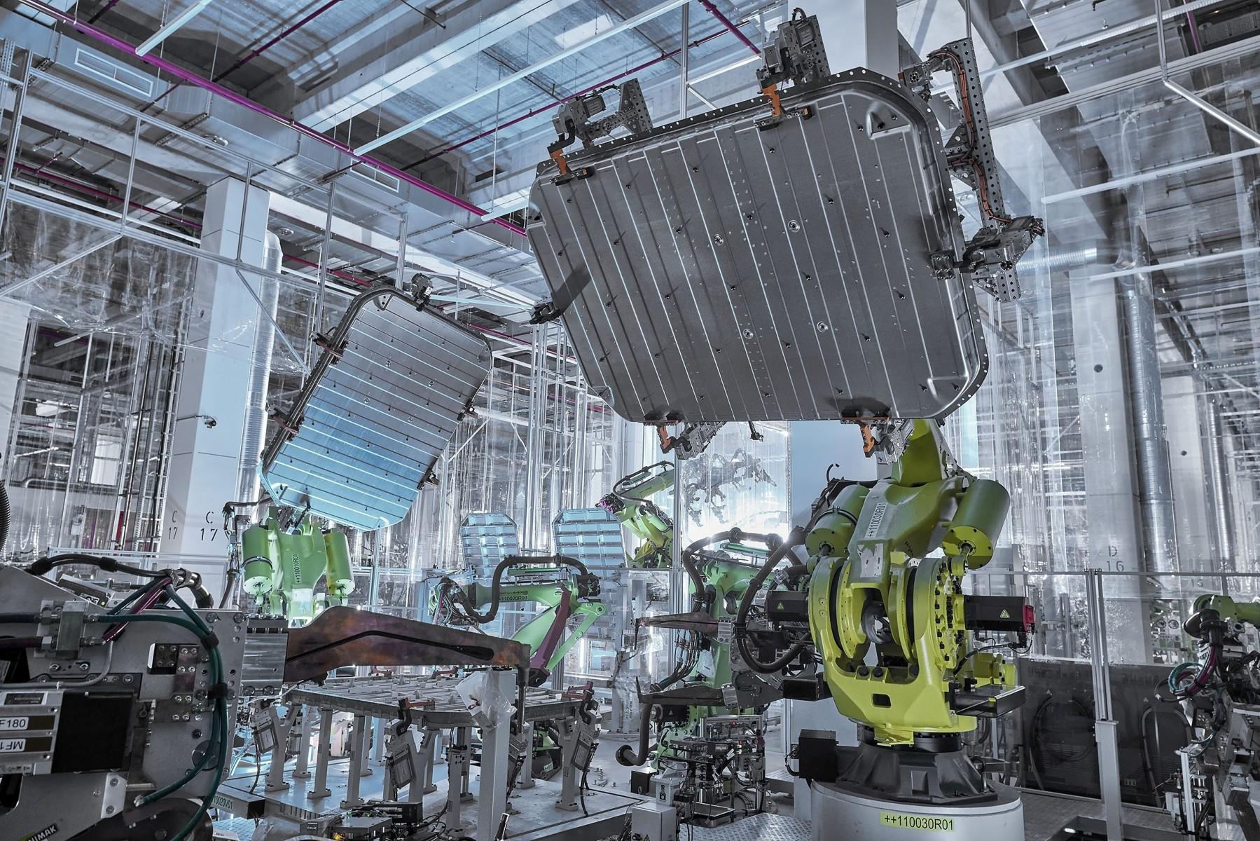 Duurzaam aluminium voor batterijbehuizing Audi e-tron