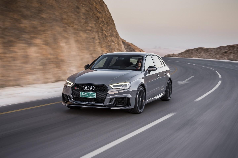 Maximale sportiviteit mét vijfcilinder sound: Audi RS 3